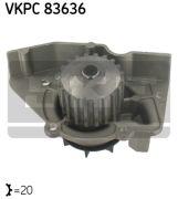 SKF VKPC83636 Водяной насос