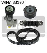 SKF VKMA33140 Поликлиновой ременный комплект