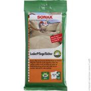ELIT UNIMSP415600 Серветки для очищення гладкої шкіри 10шт SONAX