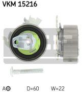 SKF VKM15216 Натяжний ролик