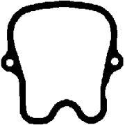 ELRING EL977438 Прокладка, крышка головки цилиндра