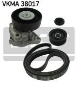 SKF VKMA38017 Поликлиновой ременный комплект
