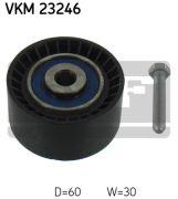 SKF VKM23246 Паразитный / Ведущий ролик, зубчатый ремень