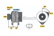 Bosch  Генератор