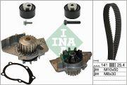 INA 530011130 Водяной насос + комплект зубчатого ремня