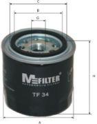 MFILTER TF34 Масляный фильтр