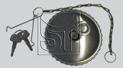 TEMPLIN 070201909400 Крышка топливного бака (с замком), D=80 mm