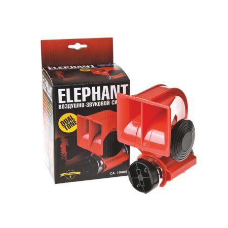 ELIT UNICA10424 Сигнал возд CA-10424/Еlephant/24V/красный Купить недорого