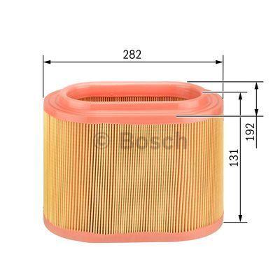 BOSCH 1457429949 Воздушный фильтр купить недорого