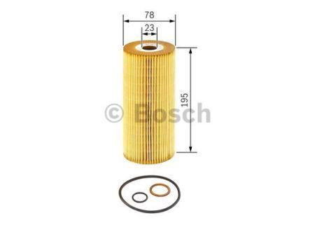 1457429277 BOSCH Масляный фильтр на MERCEDES-BENZ