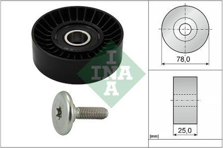 INA 532043910 Паразитный / ведущий ролик, поликлиновой ремень Купить недорого