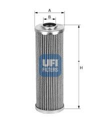2203400 UFI Гидрофильтр, автоматическая коробка передач на SCANIA