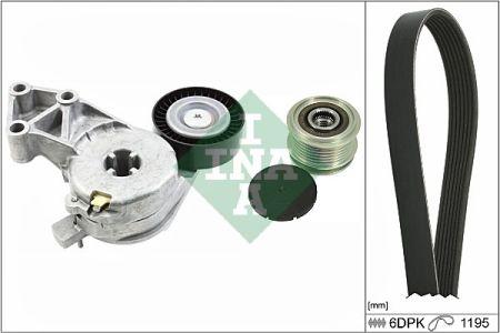 INA 529002210 Поликлиновой ременный комплект Купить недорого