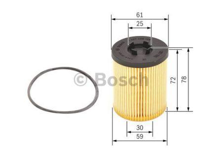 1457429178 BOSCH Масляный фильтр для OPEL VECTRA