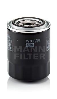MFW93026 MANN Масляный фильтр для HYUNDAI TERRACAN