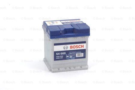 BOSCH 0092S40001 Аккумулятор Bosch S4 Silver 44Ah En420 , правый