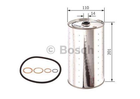 1457429180 BOSCH Масляный фильтр на MERCEDES-BENZ