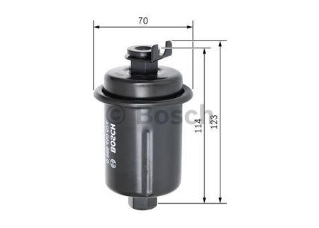 0986450624 BOSCH Топливный фильтр для HYUNDAI ACCENT