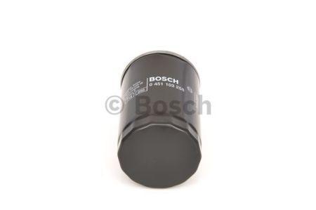 0451103258 BOSCH Масляный фильтр на FIAT