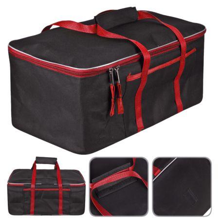 ELIT UNIAC1538BKRD Органайзер в багажник Штурмовик АС-1538 BK/RD 480х300х200мм Купить недорого