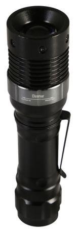 CARFACE DOCFAC31854 LED - фонарик 3w Cree с зумом заказать по низкой цене