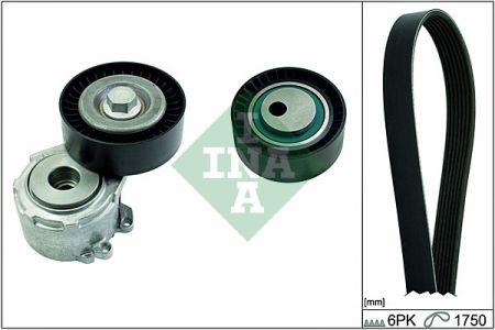 INA 529009210 Поликлиновой ременный комплект купить недорого