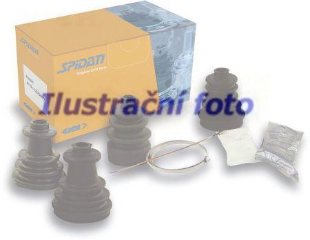 SPIDAN 0022289 Пыльник ШРУСа заказать по низкой цене