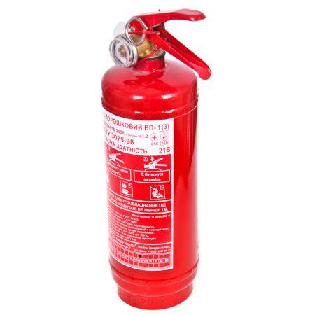 ELIT UNIOP1 Огнетушитель порошковый с манометром 1 кг купить недорого