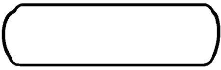 ELRING EL577987 Прокладка, крышка головки цилиндра купить недорого
