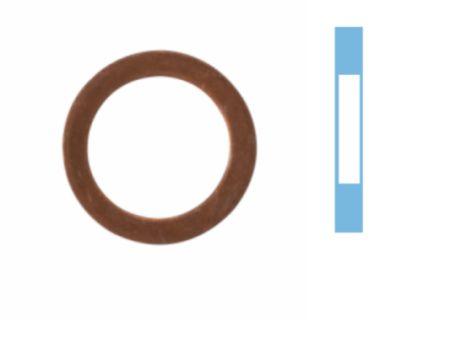 COP220117S CORTECO Резьбовая пробка, маслянный поддон для DAEWOO LANOS