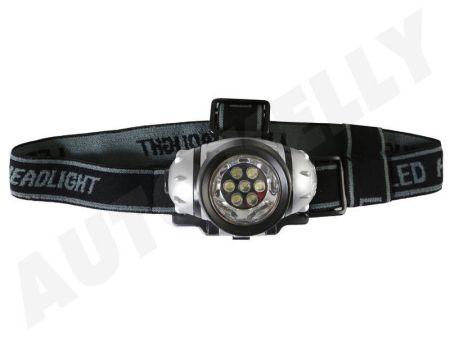 CARFACE DOCFAT14001 Фонарь налобный, 7 х LED заказать по низкой цене