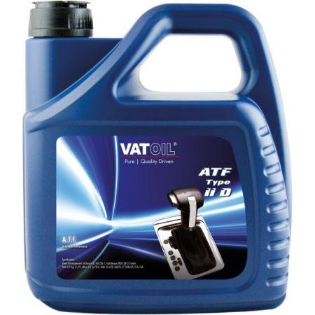 VATOIL VAT224 Масло трансмиссионное VATOIL ATF type IID 4L (Dexron IID, MB 236.7, Mercon) Купить недорого