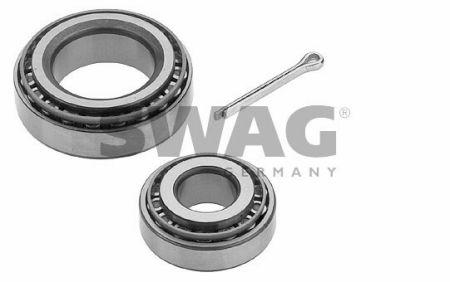 SWAG 50850001 Подшипник ступицы колеса, к-кт. заказать по низкой цене
