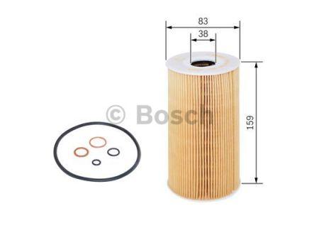 1457429139 BOSCH Масляный фильтр на BMW