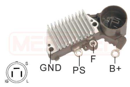 ERA ERA215669 Регулятор генератора купить недорого
