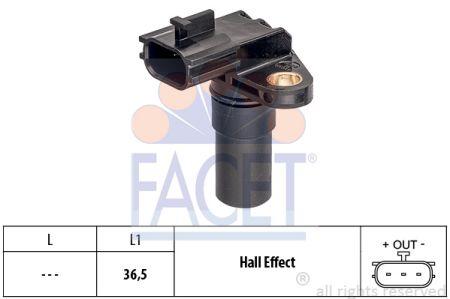 FACET FA90775 Датчик скорости (ABS) купить недорого