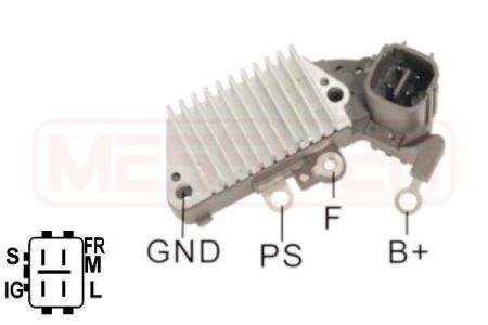 ERA ERA215679 Регулятор генератора Купить недорого
