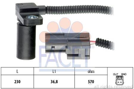 FACET FA90233 Датчик частоты вращения вала купить недорого