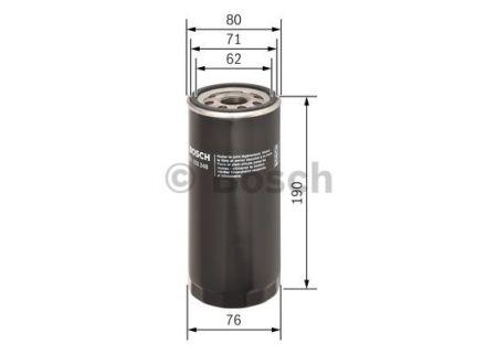 0451103348 BOSCH Масляный фильтр на AUDI