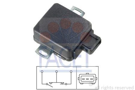 FACET FA105066 Датчик положения дроссельной заслонки купить недорого