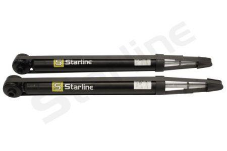 STLD370852 STARLINE Продается попарно!!! В упаковке 2шт(левый, правый),цена за 1шт. Задн. (газо-масляный) для HYUNDAI I10