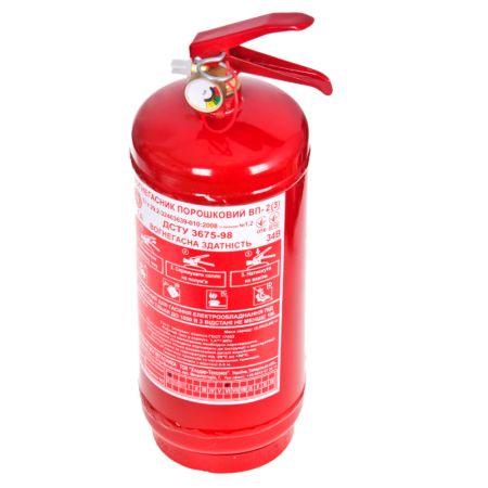 ELIT UNIOP2 Огнетушитель порошковый с манометром 2кг Купить недорого