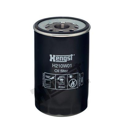 H210W01 HENGST Масляный фильтр для MAN M