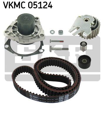 SKF VKMC05124 Водяной насос + комплект зубчатого ремня заказать по низкой цене