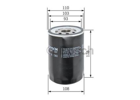0451301207 BOSCH Масляный фильтр для MAN M