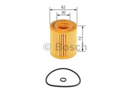 1457429257 BOSCH Масляный фильтр для MAZDA 3
