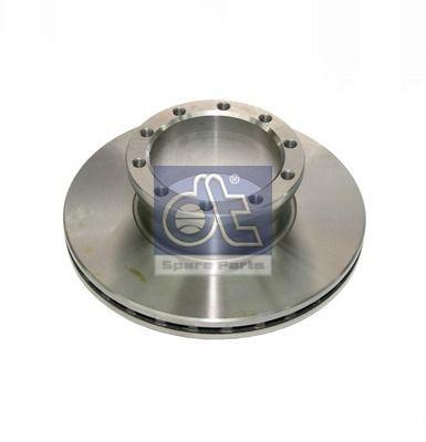DIESEL TECHNIC DT362051 Тормозной диск MAN L2000, 324*30*102 Купить недорого