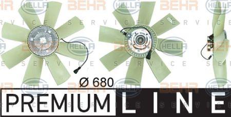 HELLA 8MV376731471 Вентилятор (комплект) заказать по низкой цене