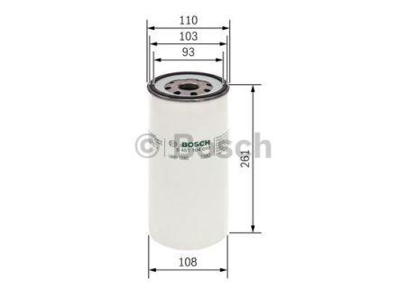 0451104010 BOSCH Масляный фильтр на RENAULT