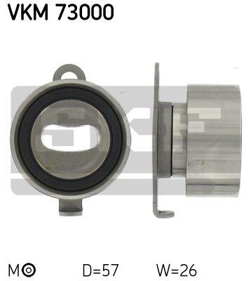 SKF VKM73000 Натяжной ролик, ремень ГРМ купить недорого